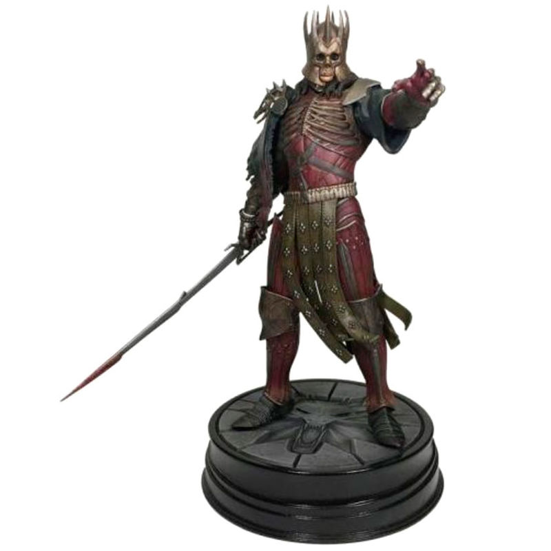 Photo du produit WITCHER 3 WILD HUNT STATUETTE PVC KING OF THE WILD HUNT EREDIN 20 CM