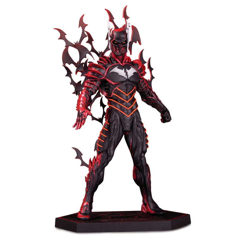 Photo du produit DARK NIGHTS METAL STATUETTE BATMAN THE RED DEATH 21 CM