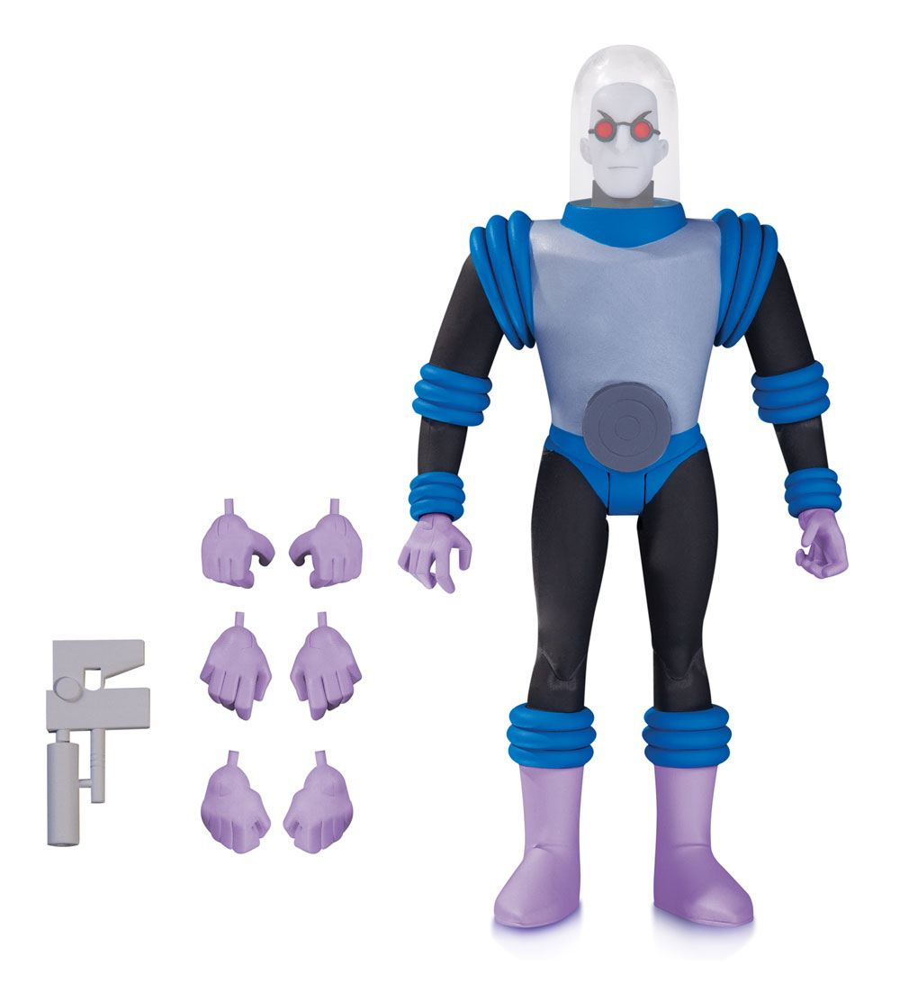 Photo du produit BATMAN THE ANIMATED SERIES FIGURINE MR. FREEZE 16 CM