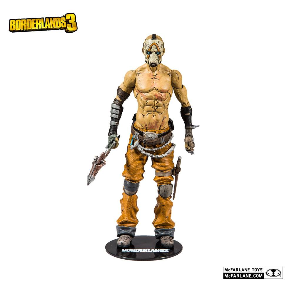 Photo du produit BORDERLANDS FIGURINE PSYCHO 18 CM