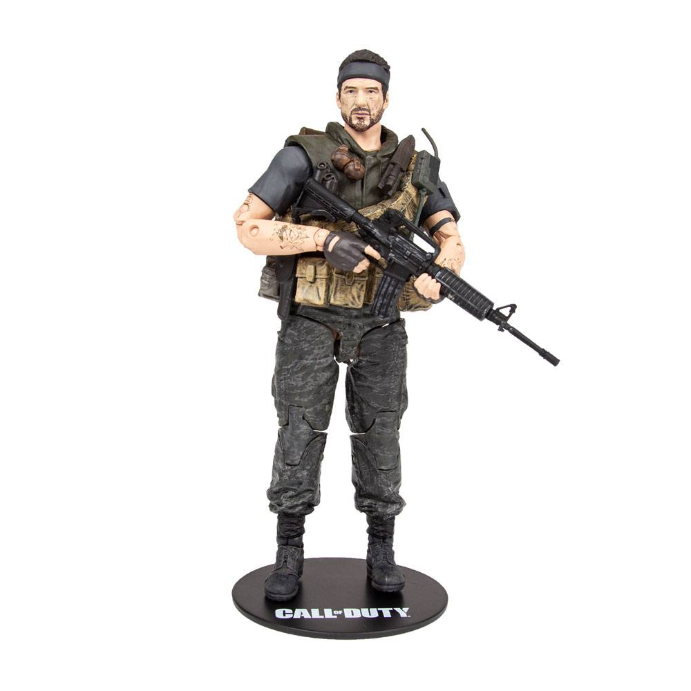 Photo du produit CALL OF DUTY BLACK OPS 4 FIGURINE FRANK WOODS 15 CM