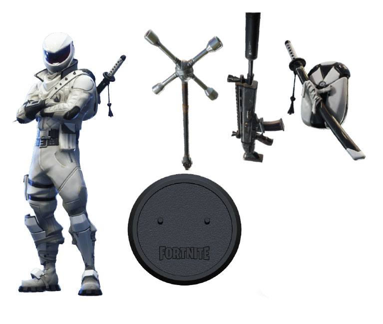 Photo du produit FORTNITE FIGURINE OVERTAKER 18 CM