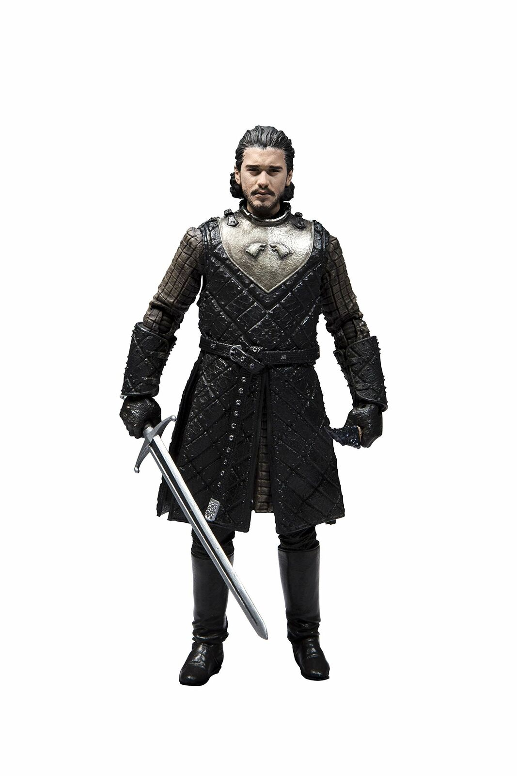 Photo du produit LE TRONE DE FER FIGURINE JON SNOW