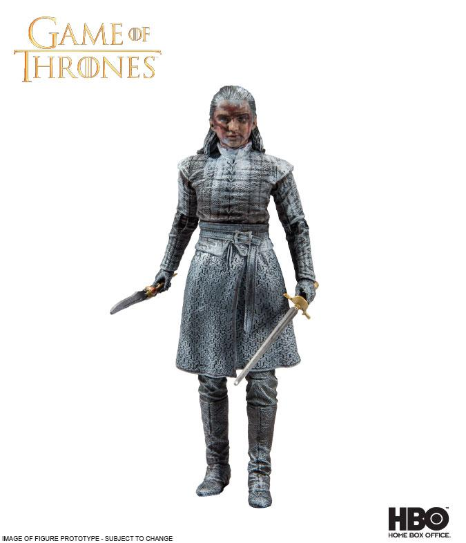 Photo du produit GAME OF THRONES FIGURINE ARYA STARK KING'S LANDING VER. 15 CM
