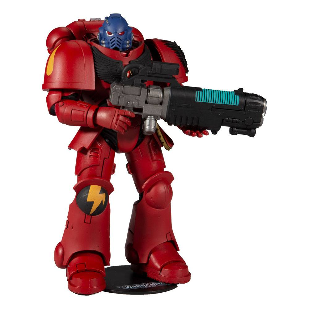 Photo du produit WARHAMMER 40K FIGURINE BLOOD ANGELS HELLBLASTER 18 CM