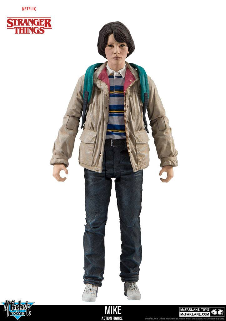 Photo du produit STRANGER THINGS FIGURINE MIKE 15 CM