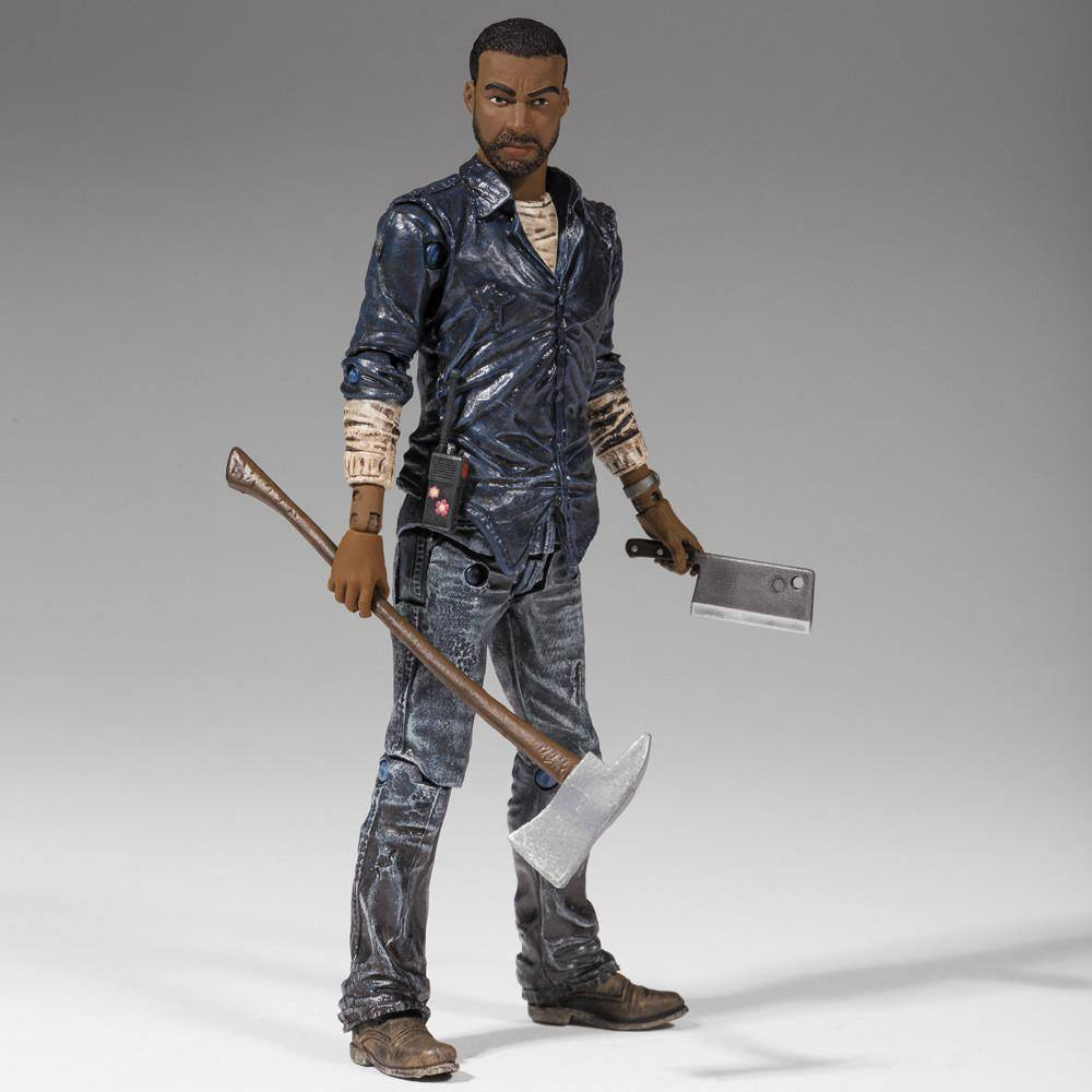 Photo du produit THE WALKING DEAD FIGURINE LEE EVERETT (COLOR) 15 CM