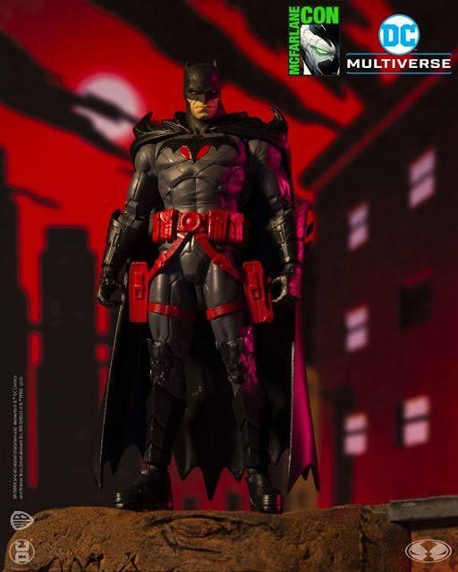 Photo du produit DC MULTIVERSE FIGURINE FLASHPOINT BATMAN 18 CM