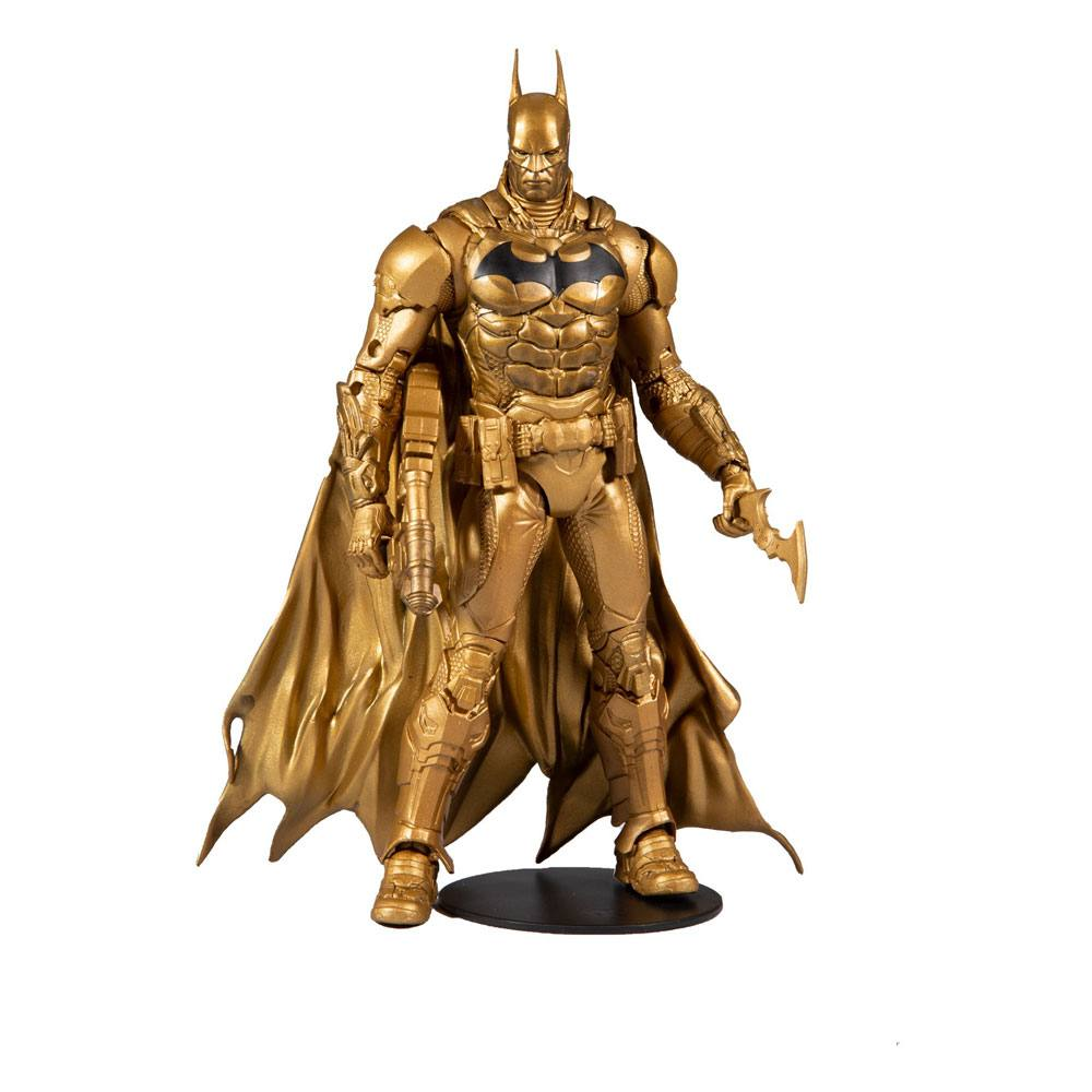 Photo du produit DC GAMING FIGURINE ARKHAM KNIGHT BATMAN 18 CM - MCFARLANE TOYS