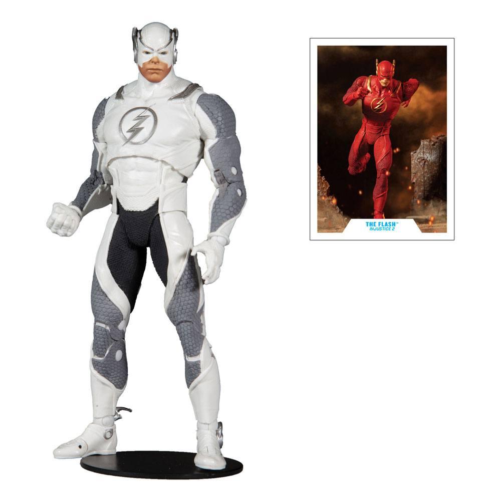 Photo du produit DC Gaming figurine The Flash (Hot Pursuit) 18 cm