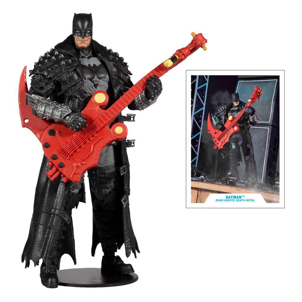 Photo du produit DC Multiverse figurine Build A Batman 18 cm