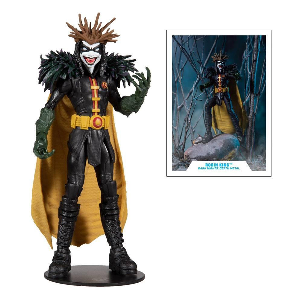 Photo du produit DC Multiverse figurine Build A Robin King 18 cm