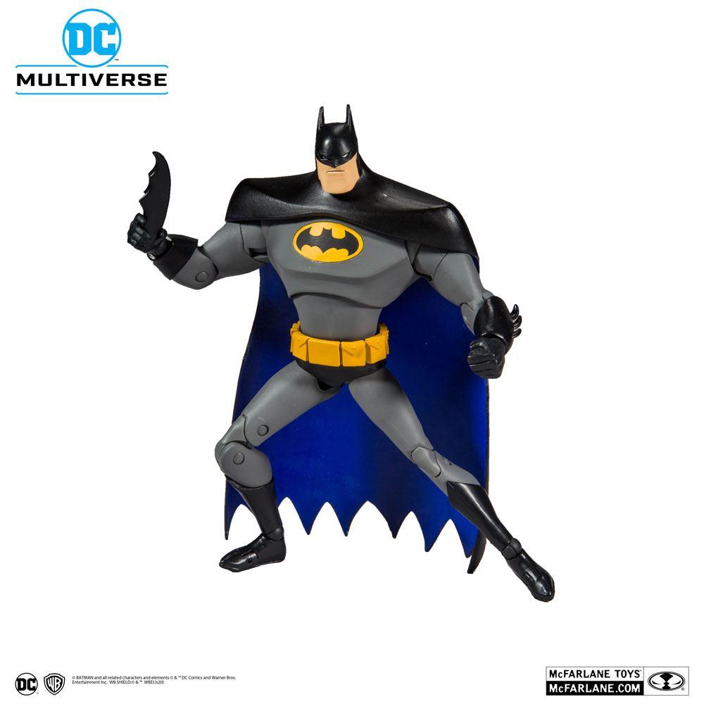 Photo du produit BATMAN THE ANIMATED SERIES FIGURINE BATMAN 18 CM