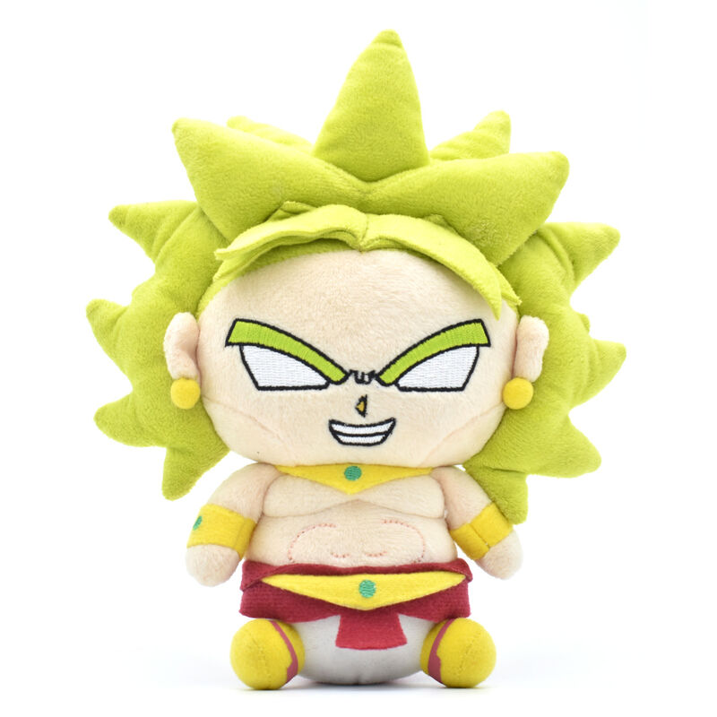 Photo du produit PELUCHE BROLY DRAGON BALL Z 15CM