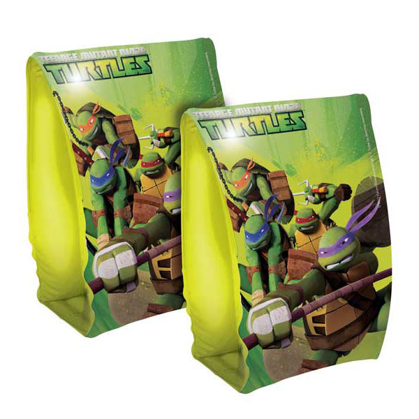 Photo du produit BRASSARDS TORTUES NINJA TMNT