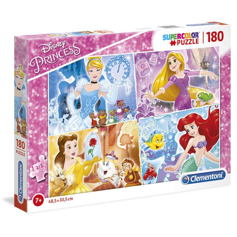 Photo du produit Puzzle Princesses Disney 180 pièces