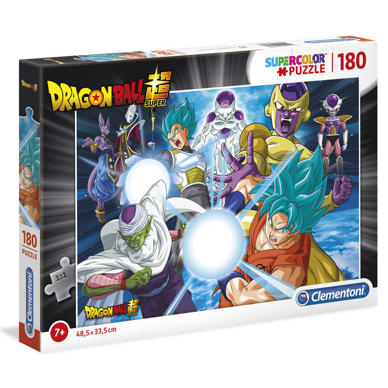 Photo du produit PUZZLE DRAGON BALL 180 PIÈCES