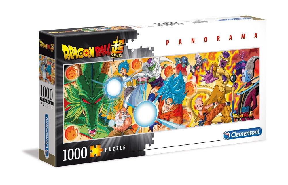 Photo du produit DRAGON BALL SUPER PUZZLE PANORAMA CHARACTERS