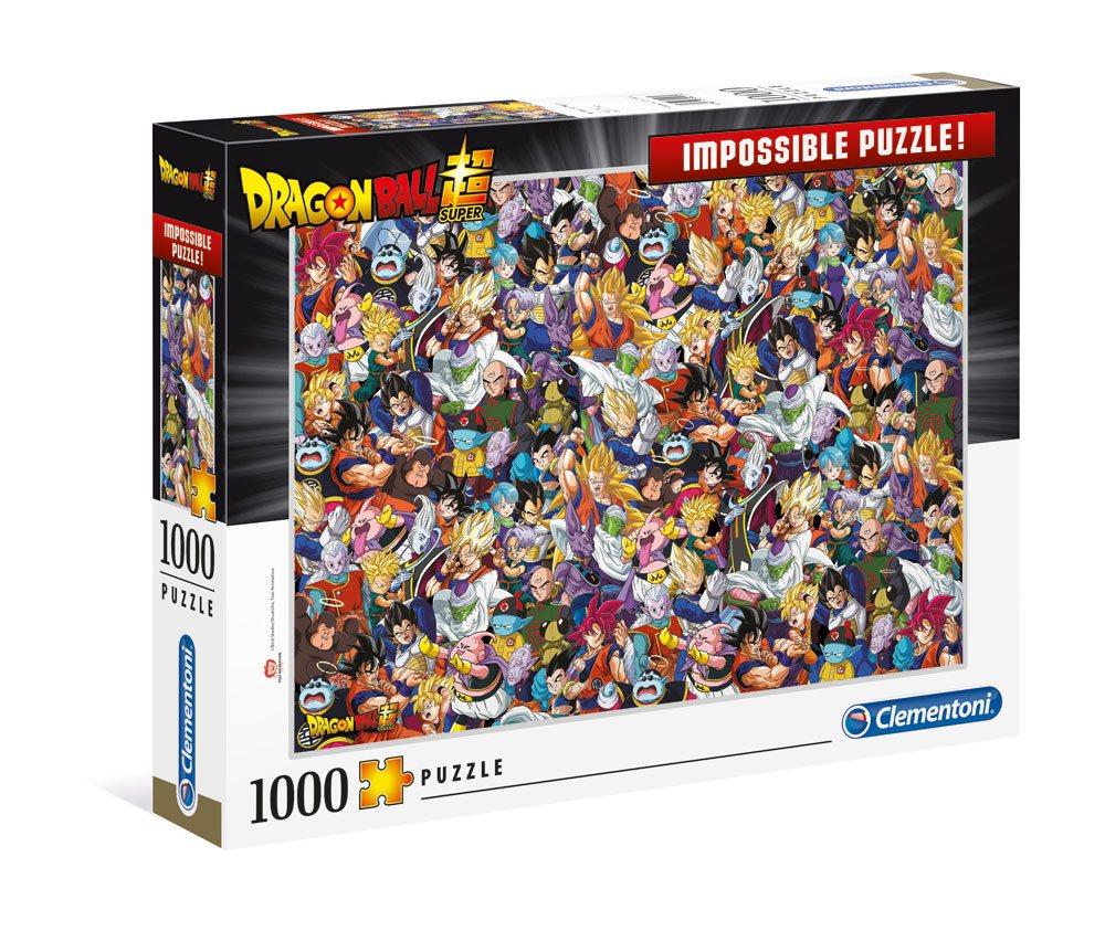 Photo du produit DRAGON BALL SUPER PUZZLE IMPOSSIBLE CHARACTERS