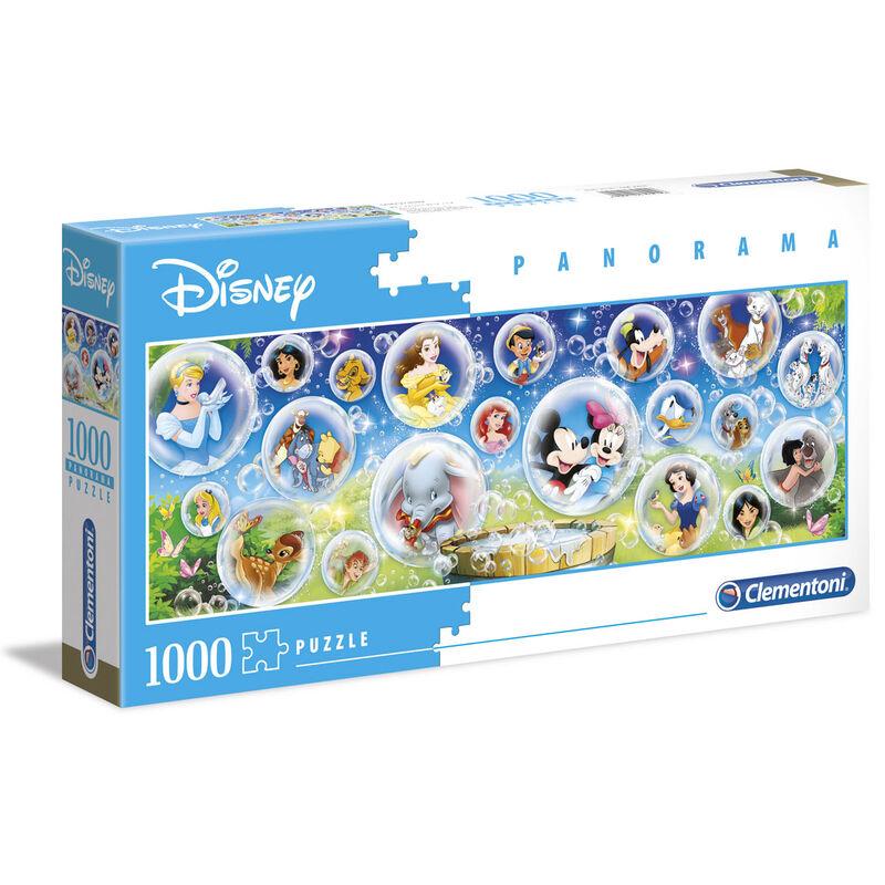 Photo du produit Puzzle Panorama Disney Classic 1000 pièces