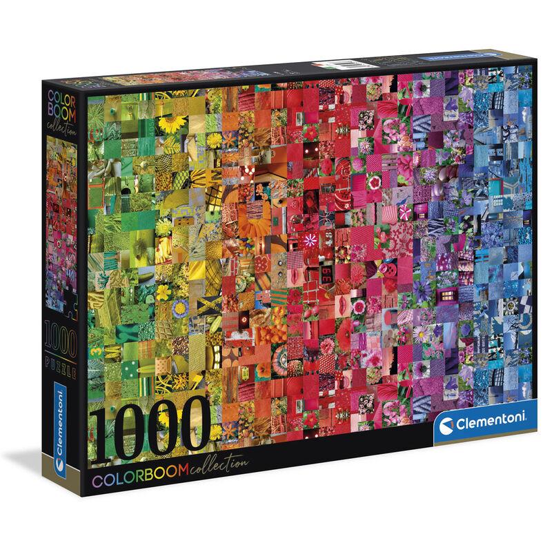 Photo du produit PUZZLE COLLAGES 1000 PIECES
