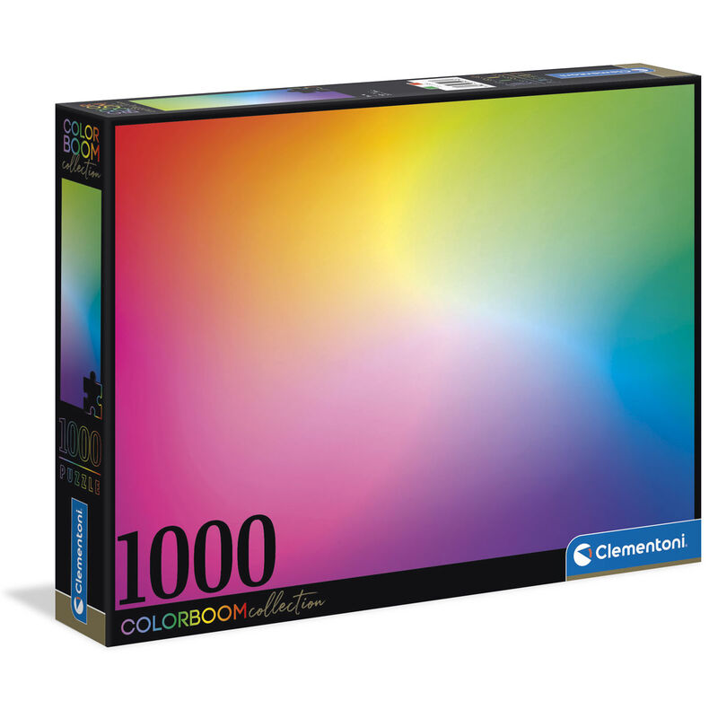 Photo du produit PUZZLE PUR 1000 PIECES