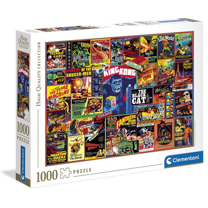 Photo du produit Puzzle Thriller Classics 1000 pièces