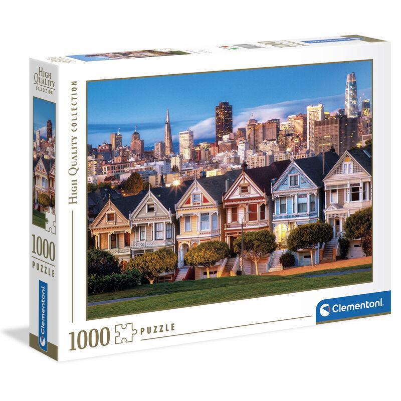 Photo du produit Puzzle maisons 1000 pièces
