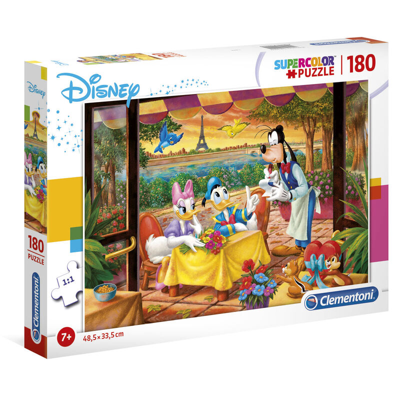 Photo du produit PUZZLE DISNEY CLASSIC 180 PIECES