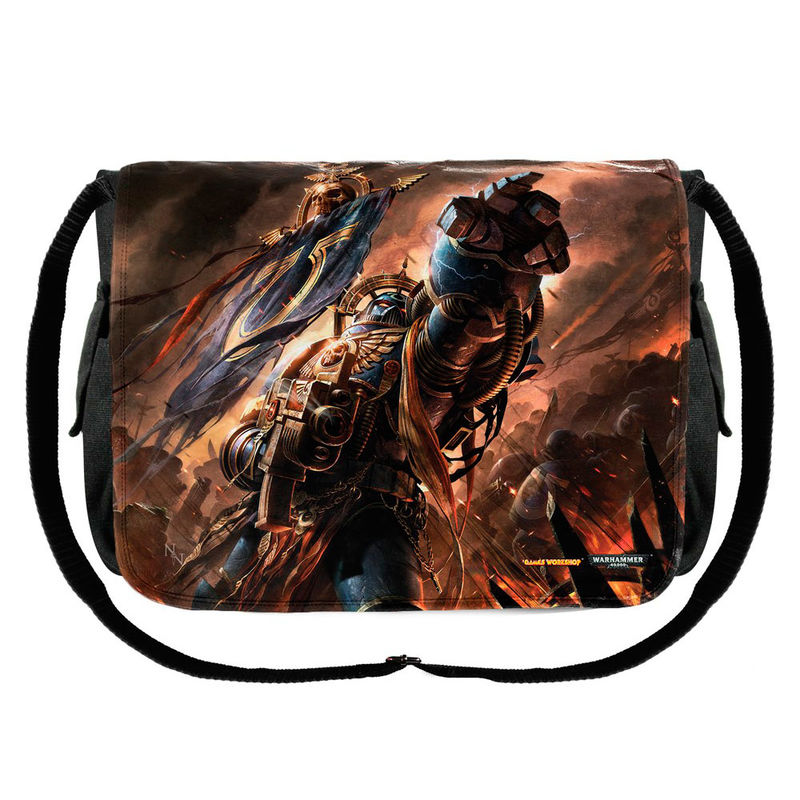 Photo du produit SAC BANDOULIERE ULTRAMARINES WARHAMMER 40,000