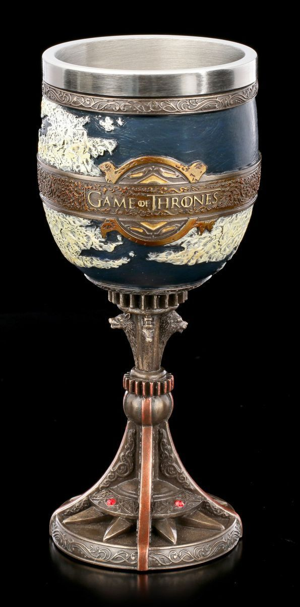 Photo du produit GAME OF THRONES CALICE LES SEPT ROYAUMES DELUXE