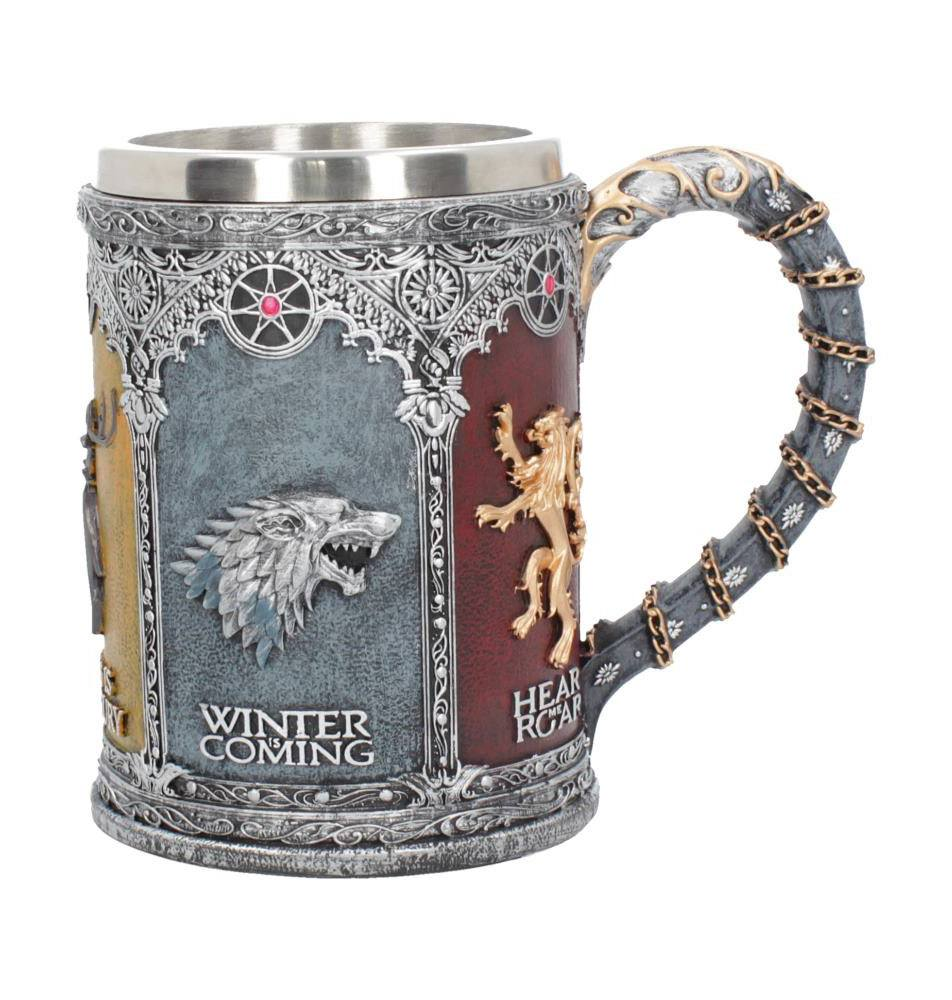 Photo du produit GAME OF THRONES CHOPE SIGIL
