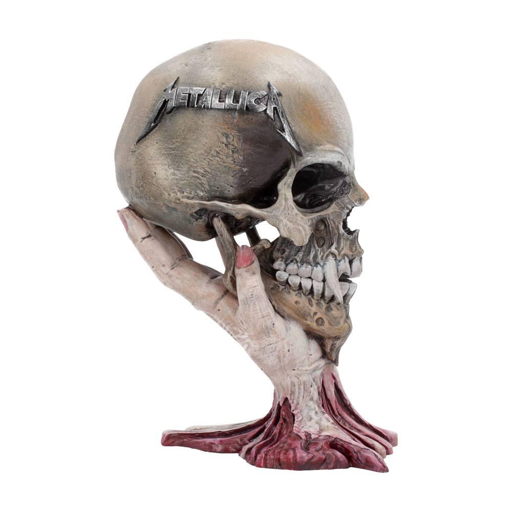 Photo du produit Metallica statuette Sad But True Skull 22 cm