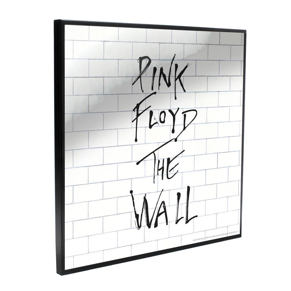 Photo du produit PINK FLOYD DÉCORATION MURALE CRYSTAL CLEAR PICTURE THE WALL 32 X 32 CM