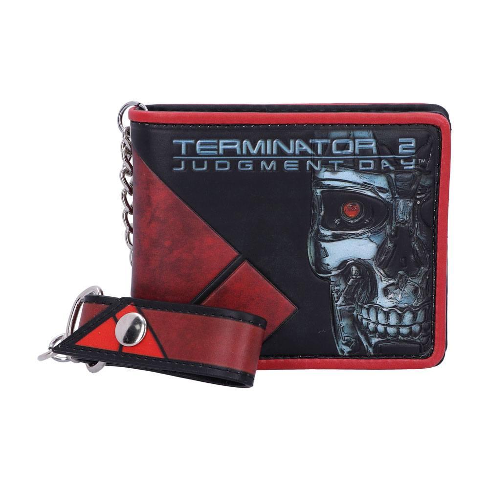 Photo du produit TERMINATOR 2 PORTE-MONNAIE T-800 11 CM