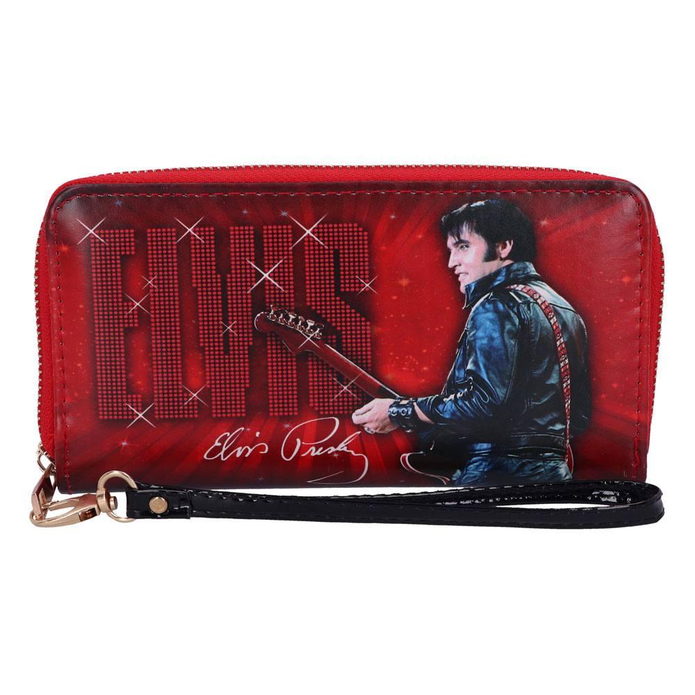 Photo du produit Elvis Presley porte-monnaie Elvis '68 19 cm