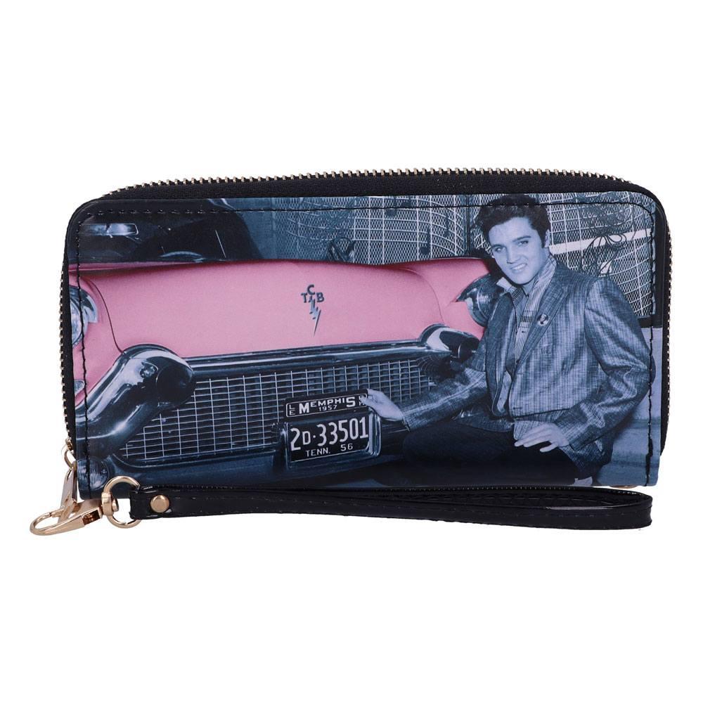 Photo du produit Elvis Presley porte-monnaie Cadillac 19 cm
