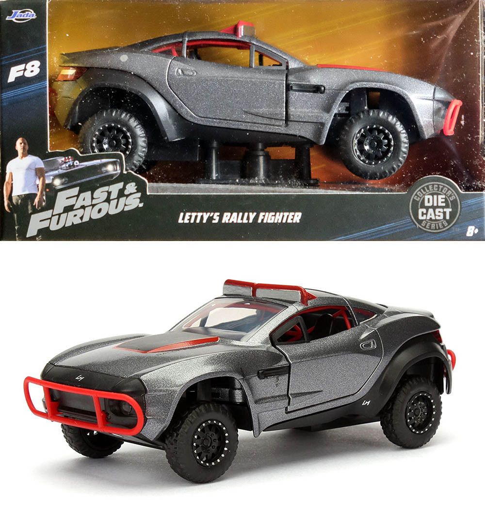 Photo du produit FAST & FURIOUS 8 1/32 LETTY'S RALLY FIGHTER METAL
