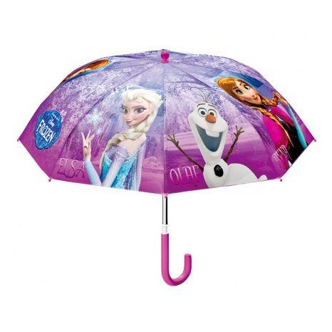 Photo du produit Parapluie la reine des neiges manuel