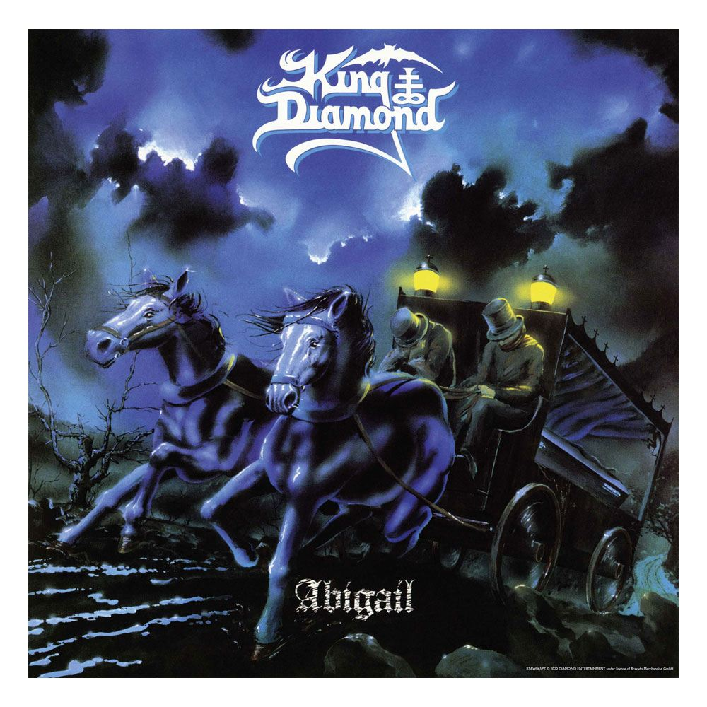 Photo du produit KING DIAMOND ROCK SAWS PUZZLE ABIGAIL (500 PIÈCES)