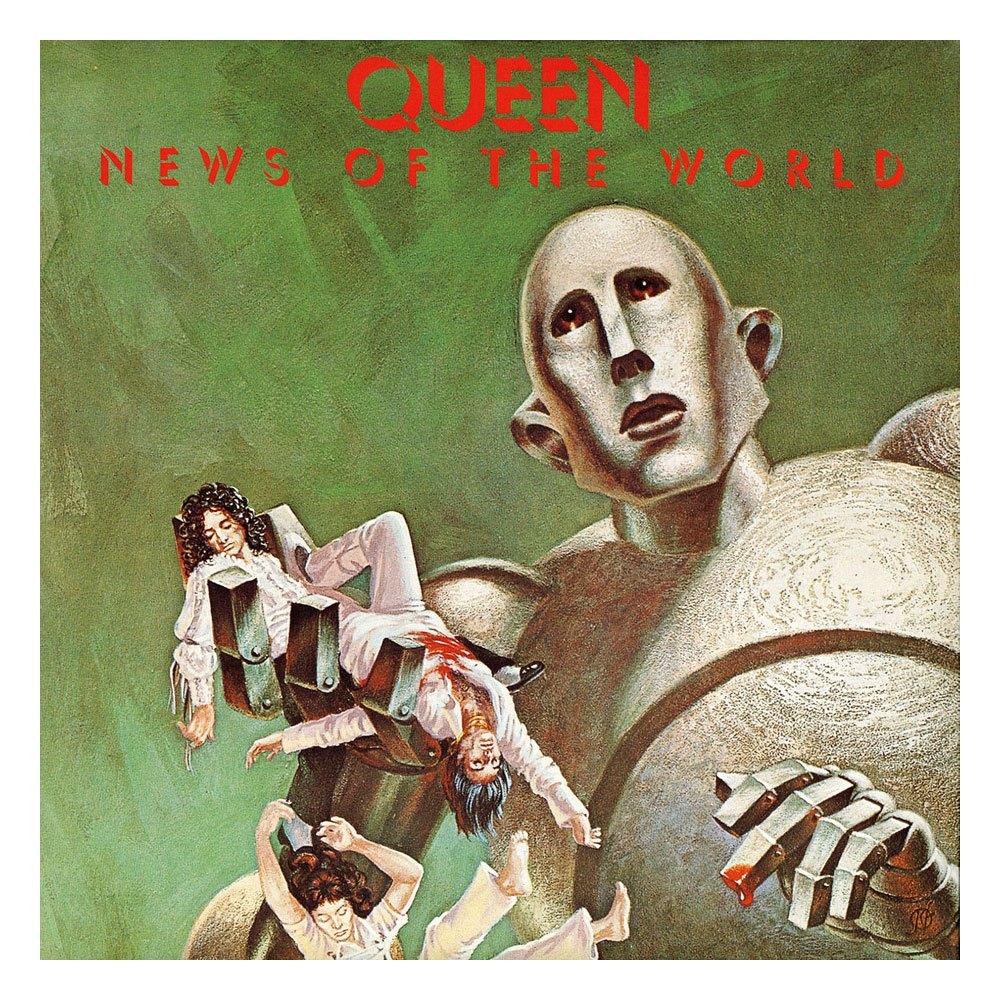 Photo du produit QUEEN ROCK SAWS PUZZLE NEWS OF THE WORLD (1000 PIÈCES)