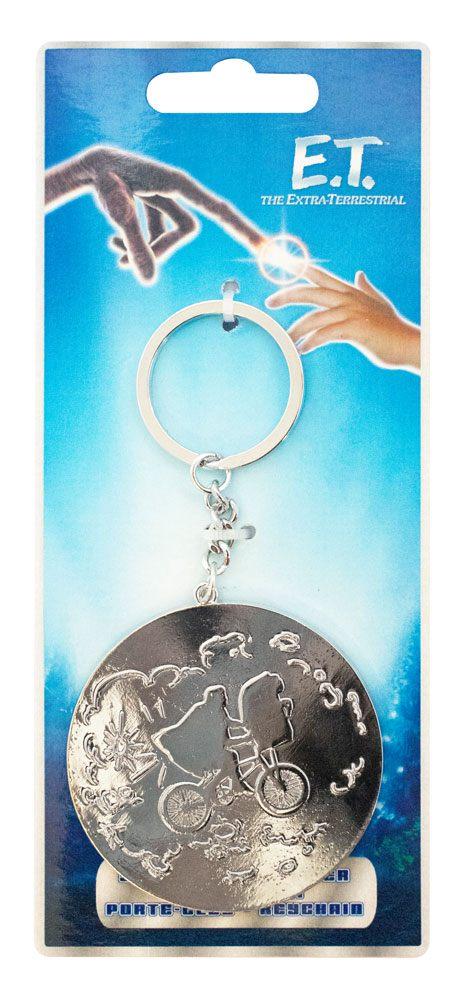 Photo du produit PORTE CLE E.T. L´EXTRA-TERRESTRE METAL MOON