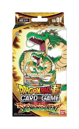 Photo du produit DRAGON BALL SUPER CARD GAME SEASON 5 STARTER DECK SHENRON'S ADVENT