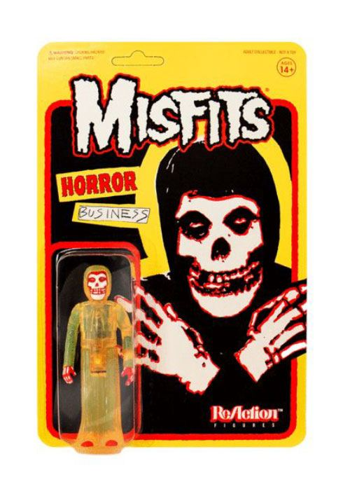 Photo du produit MISFITS FIGURINE REACTION THE FIEND (HORROR BUSINESS)