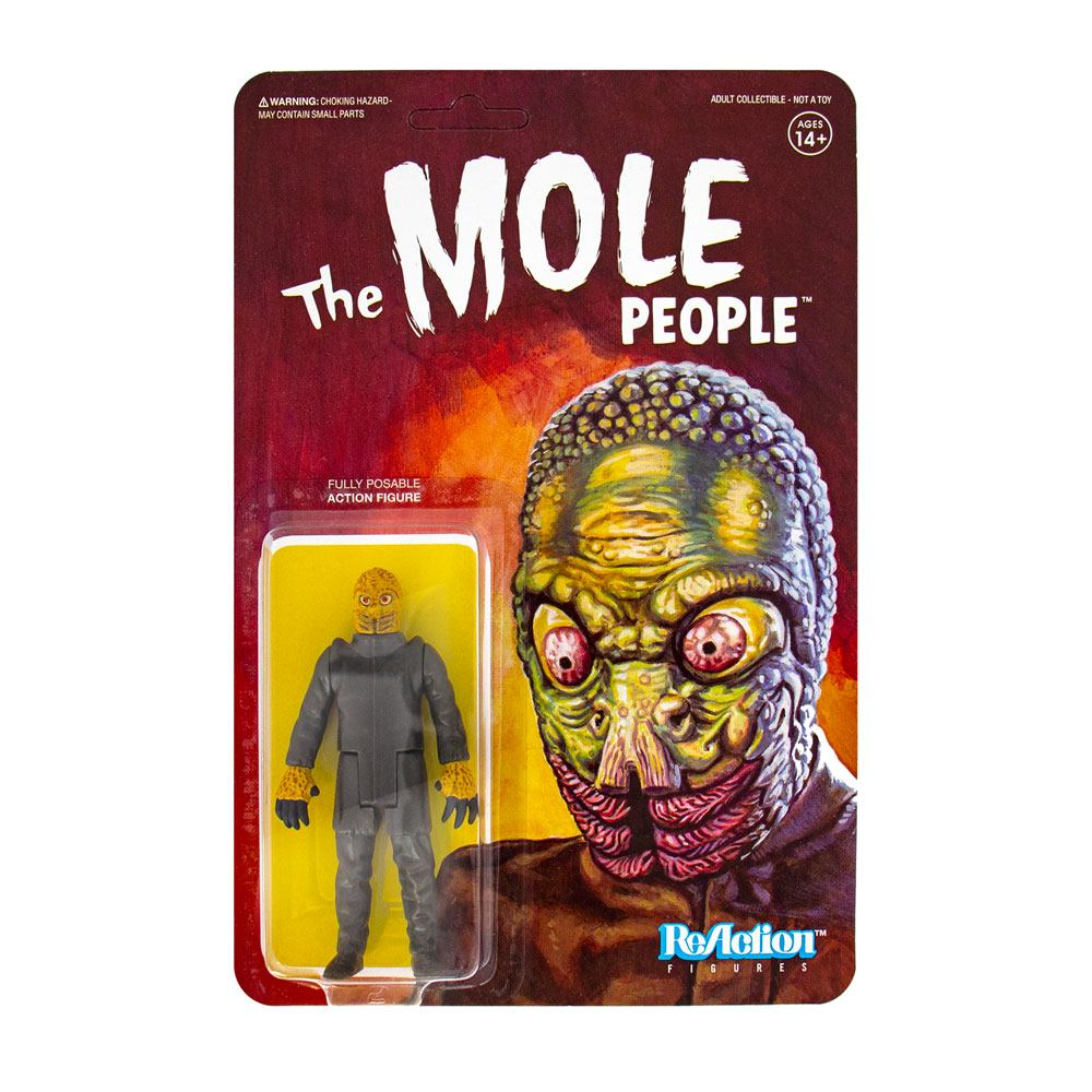 Photo du produit UNIVERSAL MONSTERS FIGURINE REACTION MOLE MAN