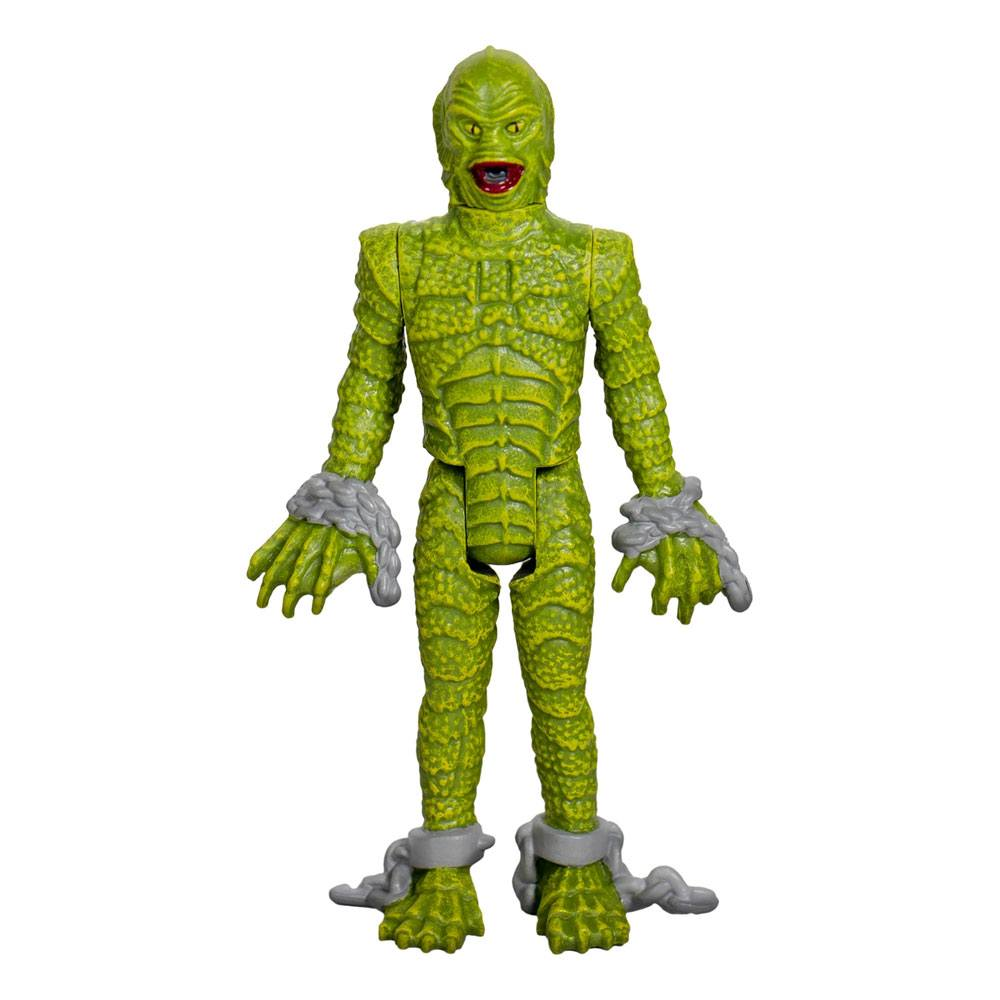 Photo du produit UNIVERSAL MONSTERS FIGURINE SUPER7 REACTION REVENGE OF THE CREATURE 10 CM