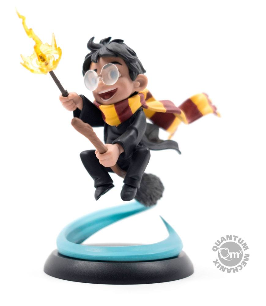 Photo du produit HARRY POTTER FIGURINE Q-FIG HARRY POTTER'S FIRST FLIGHT 10 CM