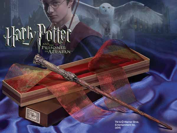 Photo du produit HARRY POTTER REPLIQUE BAGUETTE DE HARRY POTTER