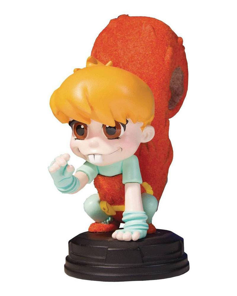 Photo du produit GENTLE GIANT MARVEL COMICS MINI STATUETTE SQUIRREL GIRL 11 CM