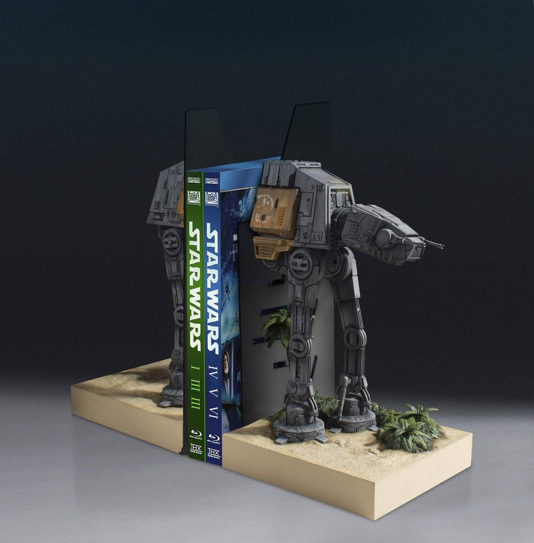 Photo du produit STAR WARS SERRE-LIVRES AT-ACT 30 CM